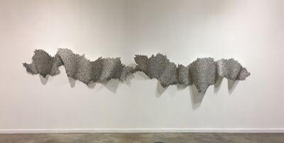 Miki Baird, '...traces #2', 2017