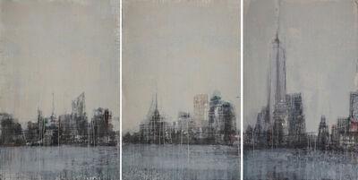 Elizabeth Allison, 'From the Water (triptych)'