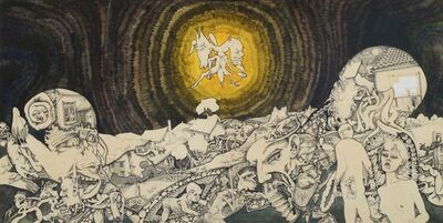 John Burden, 'Holy Willie's Prayer', 1969