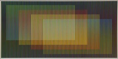 Carlos Cruz-Diez, 'Physichromie No. 1902', 2014