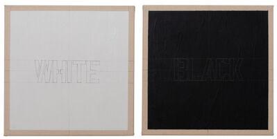 Sigfredo Chacón, 'Black White', 1974/2018