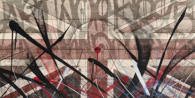 Saber, 'Union Jacked', 2014