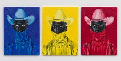 Otis Kwame Kye Quaicoe, 'David Theodore Cowboy', 2019