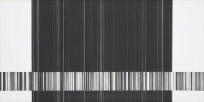 Luc Peire, 'Graphie 1140', 1973