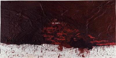 Hermann Nitsch, 'Makulatur', 2002