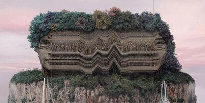 Du Kun, 'Psychedelic Palace', 2017