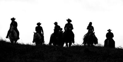 Alan Montgomery, 'Modern Cowboys', 2017-Printed 2018