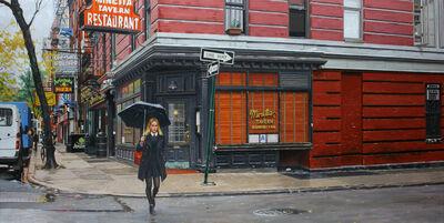 Vincent Giarrano, 'MacDougal Street', 2017