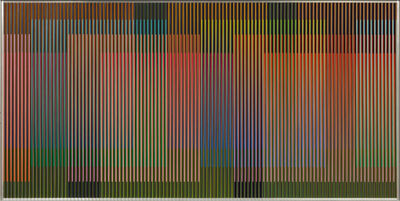 Carlos Cruz-Diez, 'Physichromie 171', 2014