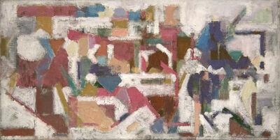 Maurice Golubov, 'Metaphysical Dimension', 1950
