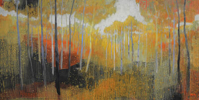 Diana Rae Zasadny, 'Forest Music', 2021