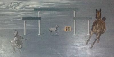 Giorgi Oboladze, 'Allegory ', 1999