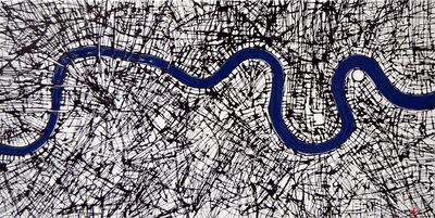 Paul Kenton, 'Thames Flow', 2016