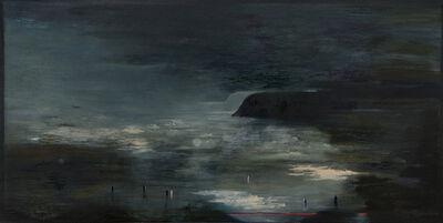 Marie Rioux, 'Recontres au Milieu de la Nuit', 2016