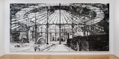 Matt Mullican, 'Untitled (Roundhouse)', 1989