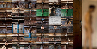Ravi Agarwal, 'A Document of Locks ', 2009