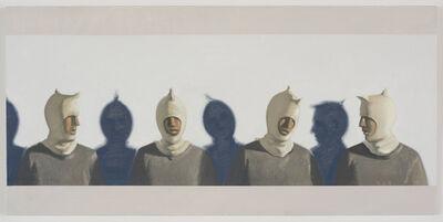 Vonn Cummings Sumner, 'Four Dumpling Heads ', 2016
