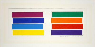 Waldo Balart, 'Espectro del color #10', 1982