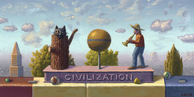 Robert D. Cocke, 'Civilization', 2015
