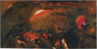 S. H. Raza, 'Evasion', 1974