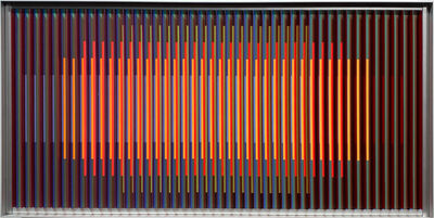 Carlos Cruz-Diez, 'Physichromie 1731', 2011