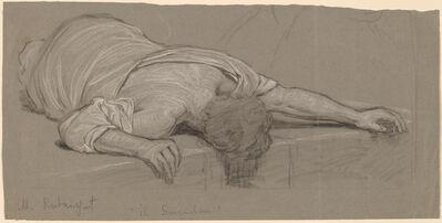 Elihu Vedder, 'From the Rubáiyát', ca. 1887