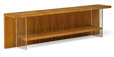Vladimir Kagan, 'Custom sofa table, New York', 1960s