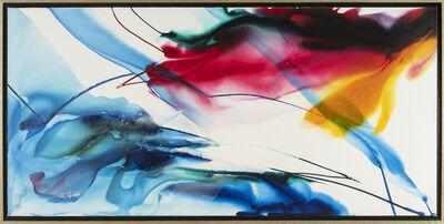 Paul Jenkins, 'Phenomena lur of red', 1968