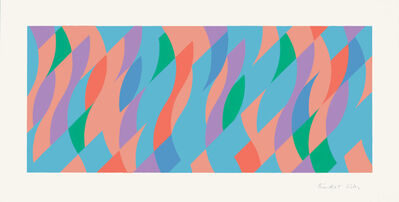Bridget Riley, 'From One to the Other', 2005