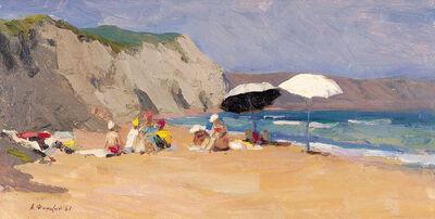 Aleksandr Ilich Fomkin, 'Beach', 1967