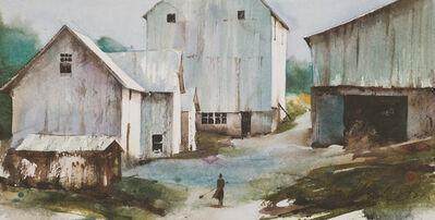William Matthews, 'Amish Barn', 2017