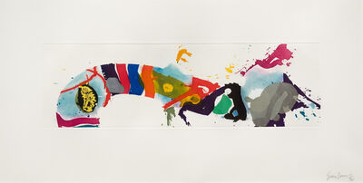 Sam Francis, 'Untitled', 1994