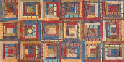 Ottavio Missoni, 'No. 2, Squares', ca. 1980