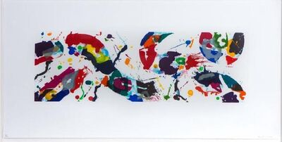 Sam Francis, 'Untitled (SFE 114)', 1994