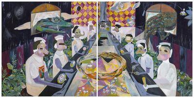 Chen I-Chun, 'Livestock in a Factory', 2014