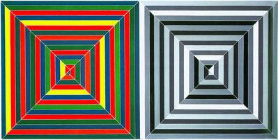 Frank Stella, 'Jasper's Dilemma', 1962