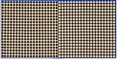 Victor Vasarely, 'TRAMES NB-1', 1964