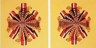 Alejandra Padilla, 'Las naves providenciales se multiplican', 2000