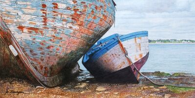 Josie Mengai, 'Old Boats', 2021