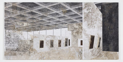 Daniel Senise, 'Neue Nationalgalerie', 2019