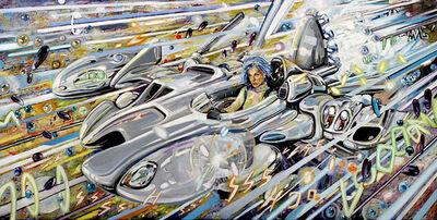 Dormice, 'Boccioni Formula Uno', 2002