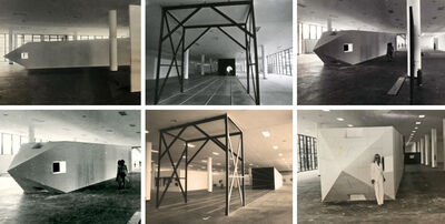 Marta Minujín, 'El Obelisco acostado (Primera Bienal Latinoamericana, São Pablo, Brasil)', 1978