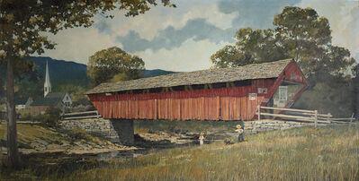 Eric Sloane, 'New England Summer', ca. 1950s-1960s