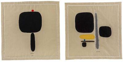 Bruno Munari, 'Giallo, bleu, bruno a nord-ovest e Rosso a nord', 1950