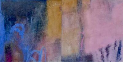 Ulla Neigenfind, 'Enigma: Pink, Ochre, Blue', 2017