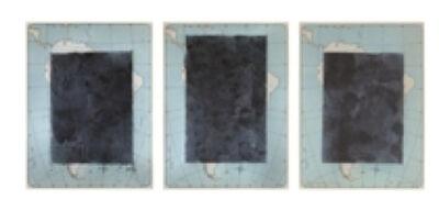 Horacio Zabala, 'Tres interferencias', 1973