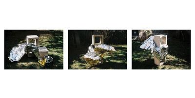 Armando Andrade Tudela, 'Concreto/cobertura', 2009-2010