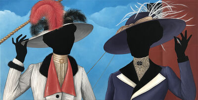 Maremi Andreozzi, 'Walking Suits and Titanic Hats', 2021