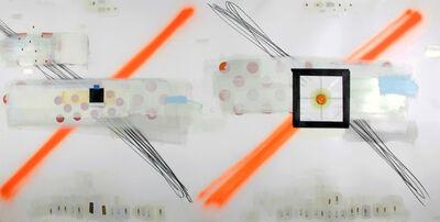 Craig Drennen, 'Double Painter 4', 2013