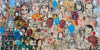 Casey McGlynn, 'Everyone I've Never Met - Neil Diamond', 2020